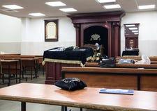 犹太教堂犹太摩西五经研究 库存照片