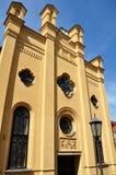 犹太教堂 免版税库存照片