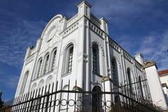 犹太教堂 免版税库存图片