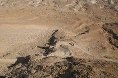 犹太沙漠 图库摄影