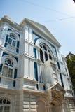 犹太犹太教堂在孟买在印度 库存照片