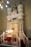 犹太犹太教堂 库存图片