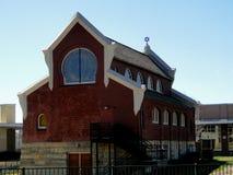 犹太犹太教堂- Ahavath贝斯以色列 库存照片