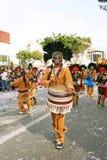狂欢节在塞浦路斯 免版税库存图片
