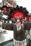 狂欢节在塞浦路斯 库存照片
