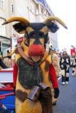 狂欢节在萨格勒布,克罗地亚, 17 免版税库存图片