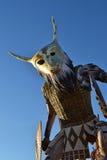 狂欢节在Viareggio,   免版税库存图片