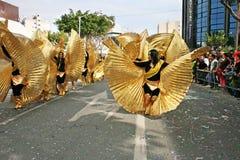 狂欢节塞浦路斯 免版税库存图片