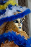 11狂欢节威尼斯 免版税库存图片