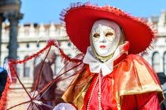 狂欢节威尼斯 库存照片