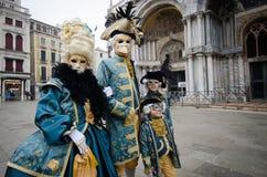 狂欢节威尼斯 免版税库存图片