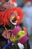 狂欢节小丑游行 库存照片