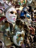 狂欢节屏蔽威尼斯式 免版税库存图片