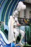 狂欢节新奥尔良 免版税库存照片