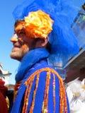 狂欢节新奥尔良 库存照片