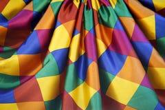 狂欢节的颜色 免版税图库摄影