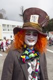 狂欢节葡萄牙 库存照片
