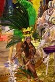 狂欢节里约 免版税库存照片