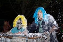 狂欢节阿根廷 图库摄影