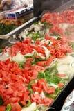 狂欢节食物 免版税图库摄影