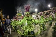 狂欢节2017年-波特拉 免版税库存照片