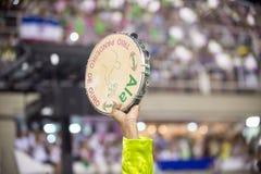 狂欢节2014年-里约热内卢 免版税库存图片