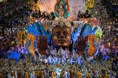 狂欢节2014年-里约热内卢 免版税库存照片