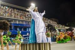 狂欢节2016年 免版税库存照片