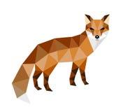 狐狸头 向量例证