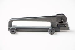 狙击手枪范围 库存图片