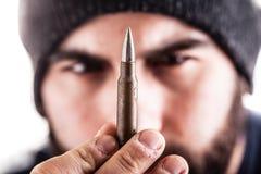 狙击手 免版税库存图片