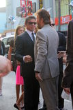 狡猾的Stallone或Chuck Norris 免版税库存图片
