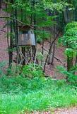 狩猎小屋 图库摄影