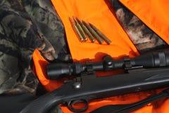 狩猎期 免版税库存图片