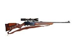 狩猎步枪 免版税库存图片