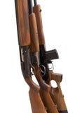 狩猎武器 免版税库存照片