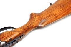 狩猎零件猎枪 库存图片