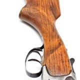 狩猎零件猎枪 免版税图库摄影