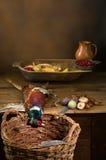 狩猎食物 免版税库存照片