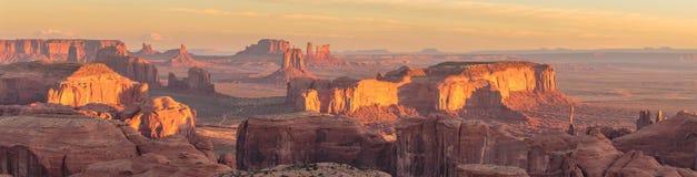 狩猎Mesa 免版税库存照片