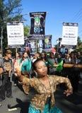 地球小时竞选在印度尼西亚 免版税图库摄影