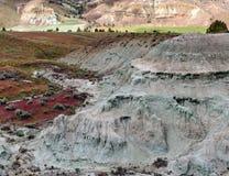 独特的地质峡谷  免版税库存图片