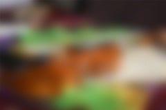 独特的多彩多姿的背景 免版税库存图片
