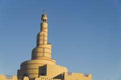 独特的清真寺 库存图片
