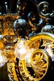 独特的灯具 免版税库存图片