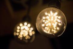 独特的照明设备 免版税库存图片