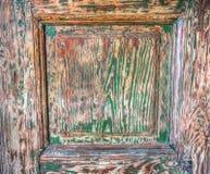 独特的老木纹理或样式 图库摄影