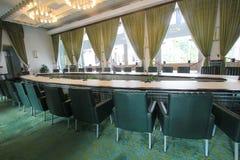 独立宫殿在胡志明,越南 库存照片