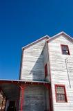 独立矿状态历史公园在阿拉斯加 图库摄影