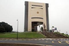 独立纪念博物馆,温得和克,纳米比亚 免版税库存图片